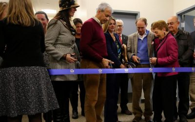 Westerly Education Center Ribbon Cutting