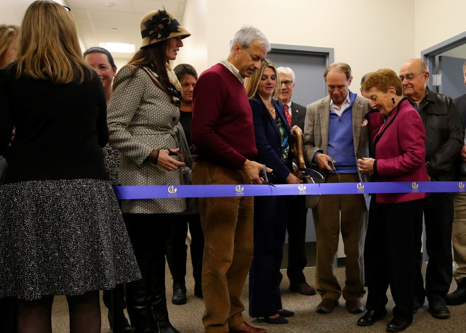 RGB provided architectural design for the Westerly Education Center's s new science-based laboratories. The Westerly Sun reports on the ribbon cutting:
