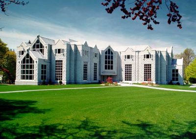 Salve Regina University McKillop Library
