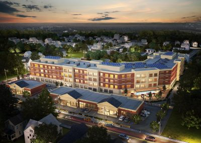 Chestnut Hill Development